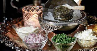 بازار خاویار فیل ماهی ایرانی در امارات و کویت