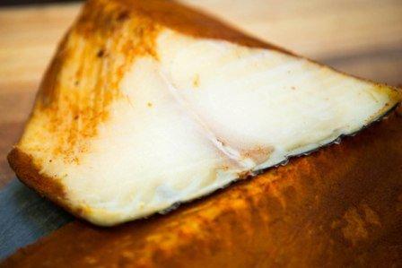 گوشت دودی فیل ماهی
