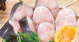 گوشت فیله شده فیل ماهی پرورشی