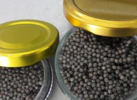 قیمت ۱۵۰ گرم خاویار ایرانی بلوگا
