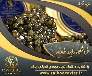 فروشگاه خاویار ایران - رایبد خاویار